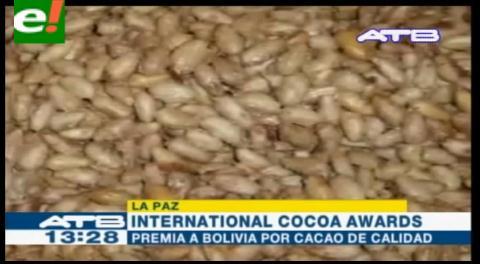 El cacao boliviano es uno de los 50 mejores del mundo