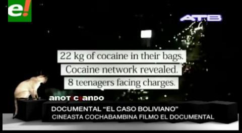 """Se estrena """"El Caso Boliviano"""", documental sobre 3 jóvenes noruegas detenidas por tráfico de drogas"""