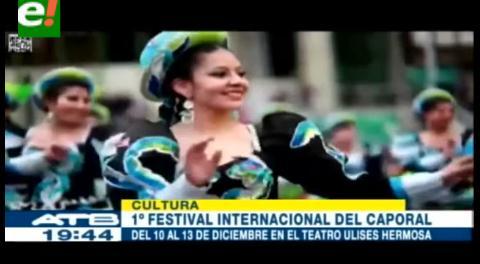 Se realizará el primer Festival Internacional del Caporal