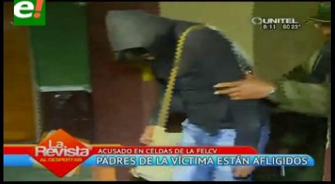 Adolescente es acusado de violar a niña de 10 años