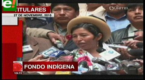 Titulares de TV: Corrupción Fondioc. Se detiene a personas de bajo rango y se omite a jerarcas del gobierno, alerta la oposición