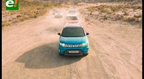 Espectacular lanzamiento en Bolivia del nuevo Suzuki Vitara
