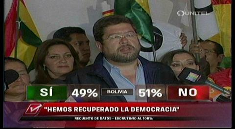 """Samuel: """"Esta es la victoria de la ciudadanía sobre el poder"""""""
