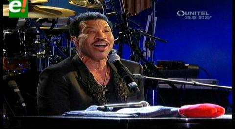 Lionel Richie conquistó Viña del Mar: Te mostramos su show