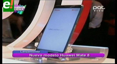 Huawei Mate 8 llegó a Bolivia para la productividad y eficiencia en los negocios