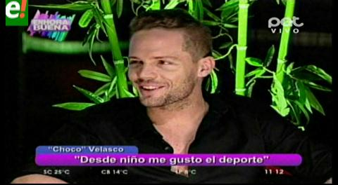 """Choco"" Velasco al desnudo"