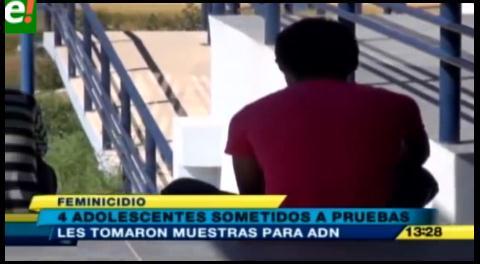 Cochabamba. Acusados de violar y matar a joven serán sometidos a pruebas de ADN