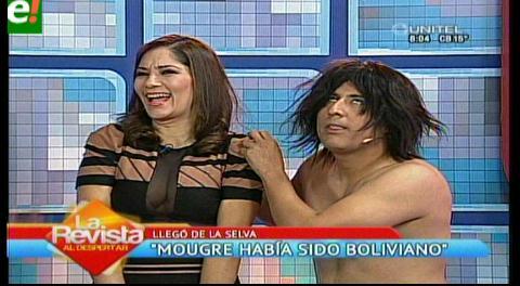 """Mougre"" el niño de la selva boliviana"