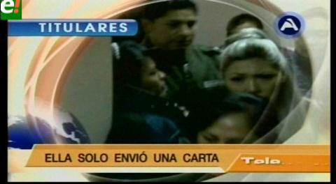 Titulares de TV: Licitación / Litio. Ministro de Minería niega que Zapata haya tenido reunión con la Comibol