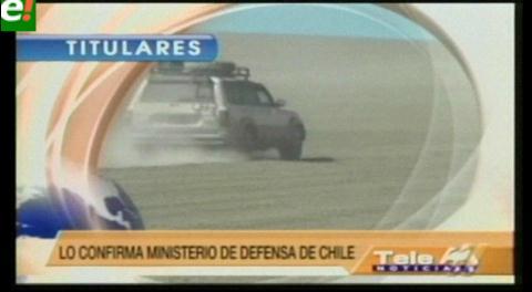 Titulares de TV: Oposición y oficialismo protestan contra Chile por instalar base militar cerca al Silala