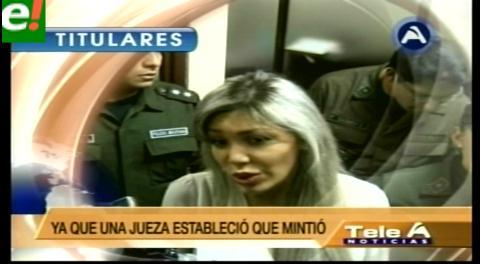 Titulares de TV: Ministro Quintana cuestionó a medios de comunicación de seguir escuchando y dando credibilidad a Zapata