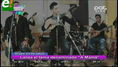 "Ch'ila Jatun presenta videoclip musical dedicado ""A mamá"""