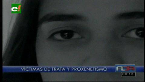 Crece el número de víctimas de proxenetas en el país