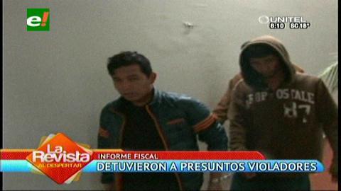 Santa Cruz: Dos primos son enviados a Palmasola por abuso sexual en un alojamiento