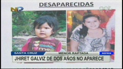 Adolescente rapta a un niño de dos años