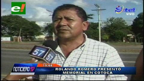 La Guardia: Romero abrirá un proceso contra juez que habilitó a Jaime cabrera