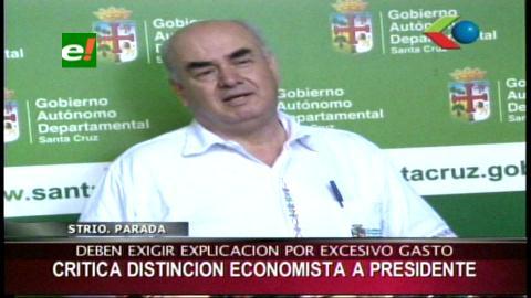 """""""El directorio del Colegio de Economistas se tomó atribuciones que no le competen"""""""