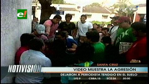 Investigaban maltrato a animales: Universitarios de Veterinaria agreden a periodistas