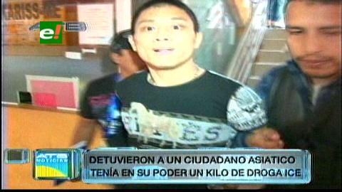 Santa Cruz: Detienen a un asiático con droga ICE en un alojamiento