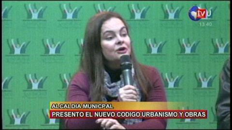 Santa Cruz: Entra en vigencia nuevo Código de Urbanismo y Obras