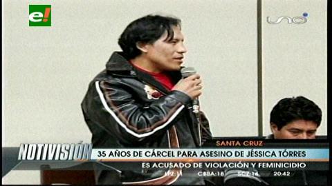 Santa Cruz: Condenan a 30 años a sujeto por matar a una mujer