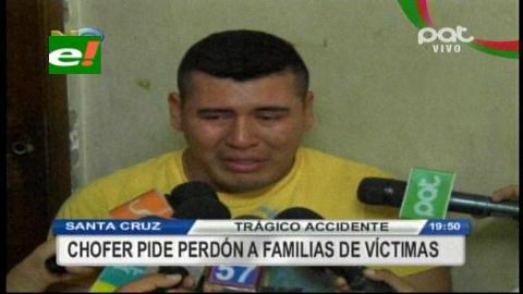 Choque en la G-77: Aseguran que vehículo oficial de Yapacaní sufría desperfectos en el freno
