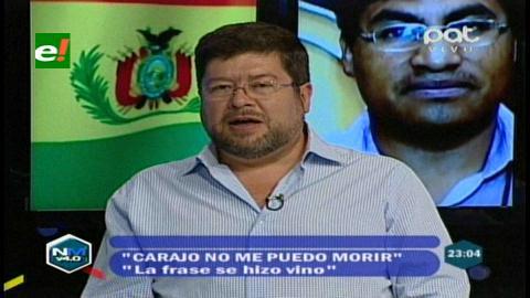 """Doria Medina: """"En el Chapare buscan otro camino de desarrollo y no el de la coca"""""""