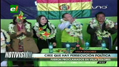MSM presentó sus candidatos en El Alto