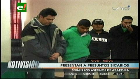 Policía detiene al autor material de la muerte de una persona en el Urubó