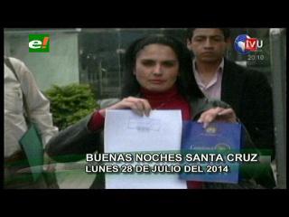 Diputada Viscarra denuncia acoso político del Presidente de la Cámara Baja