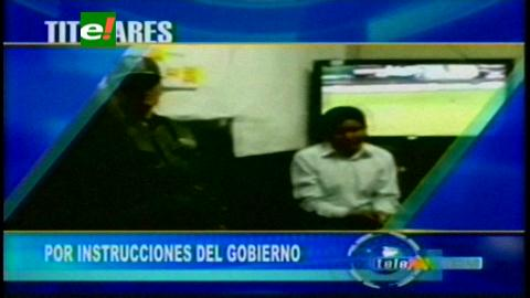 Titulares: MSM denunciará ante la OEA y Derechos Humanos la detención de Mario Orellana