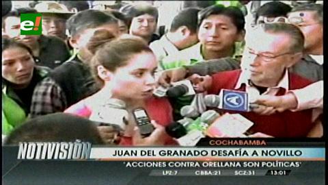 Adriana Gil ingresará en huelga de hambre si continúan dilatando el caso de su mamá
