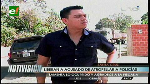 Fiscal deja libre al conductor acusado de causar la muerte a un policía