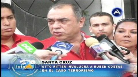 Otto Ritter involucra a Rubén Costas en el caso terrorismo
