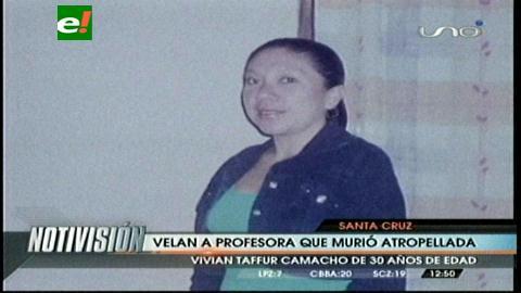 Maestra muere atropellada cuando iba a la Catedral a encomendarse a Dios