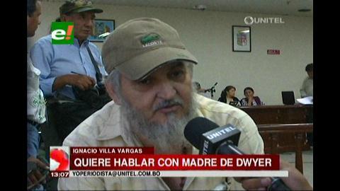 """Caso terrorismo: """"El Viejo"""" quiere hablar con la madre de Dwyer"""
