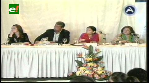 Elecciones 2014: Primer Debate Vicepresidencial sin el MAS