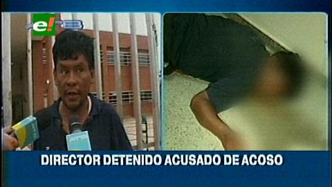 Santa Cruz: Detienen a director de un colegio por acoso a gendarme municipal