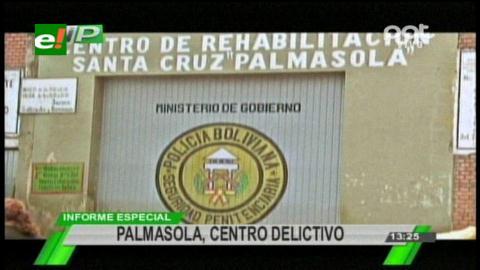 Informe especial: Palmasola, el cerebro del delito