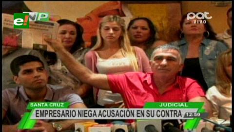 Empresario azucarero niega acusación en su contra en caso de proxenetismo
