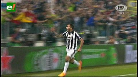 Champions League: Juventus venció 2-1 al Real Madrid en Turín