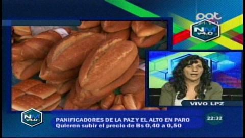 Ministra afirma que ahorran 200 millones en el pan