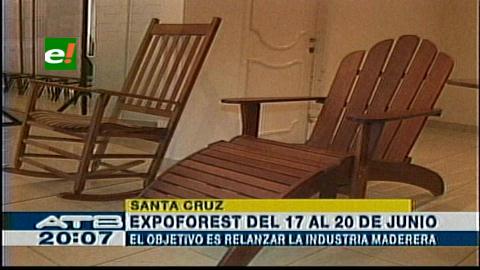 Feria Integral del bosque La Expoforest espera mover 16,5 millones de dólares