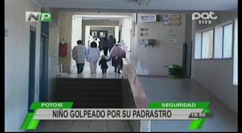 Potosí: Investigan a padrastro denunciado por agredir a niño de 4 años en Colquechaca