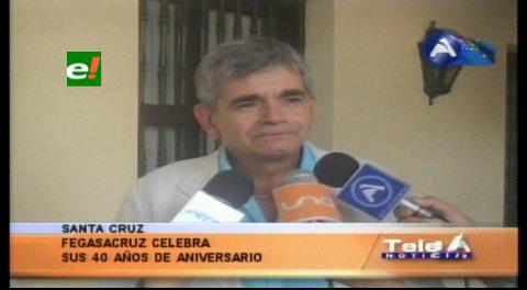 Fegasacruz celebró sus 40 años con nuevos retos de exportación