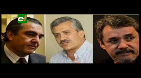 Urenda, Siles y Molina debatieron sobre la Autonomía