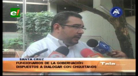 Indígenas chiquitanos rechazan llamado a diálogo de la Gobernación