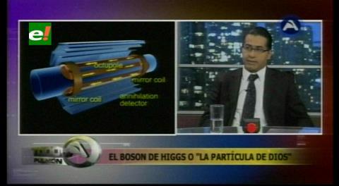 Martín Subieta, el físico boliviano que busca «partículas de Dios»