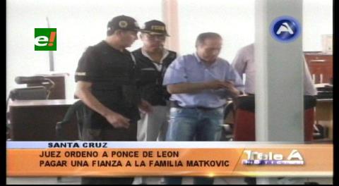 Caso extorsión: Abogado Ponce de León pagará por daños y perjuicios a la familia Matkovic