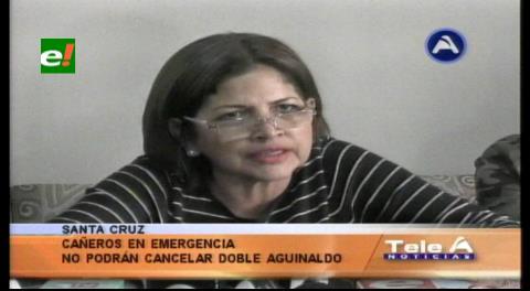 Emergencia. Cañeros bolivianos reportan pérdidas de 72 millones de dólares